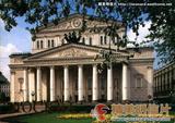 莫斯科风光 明信片